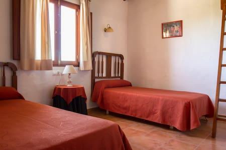 PINET. Habitación2 CasaRural H.Pere - Quatretonda
