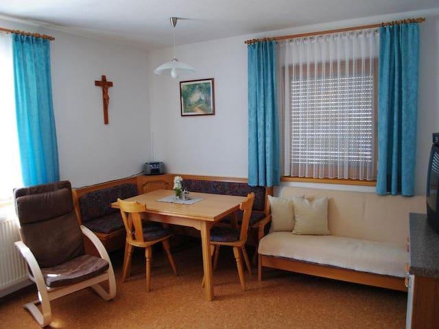 Ferienwohnung Maierhof, (Flirsch), Ferienwohnung, 60 qm, 2 Schlafzimmer, max. 5 Personen
