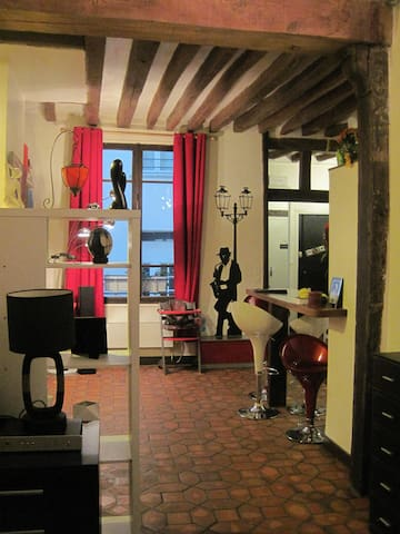 Appartement au coeur du Marais - Paris - Apartemen