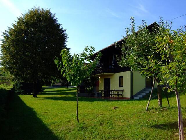 Sunceko house - Veliko Trgovišće