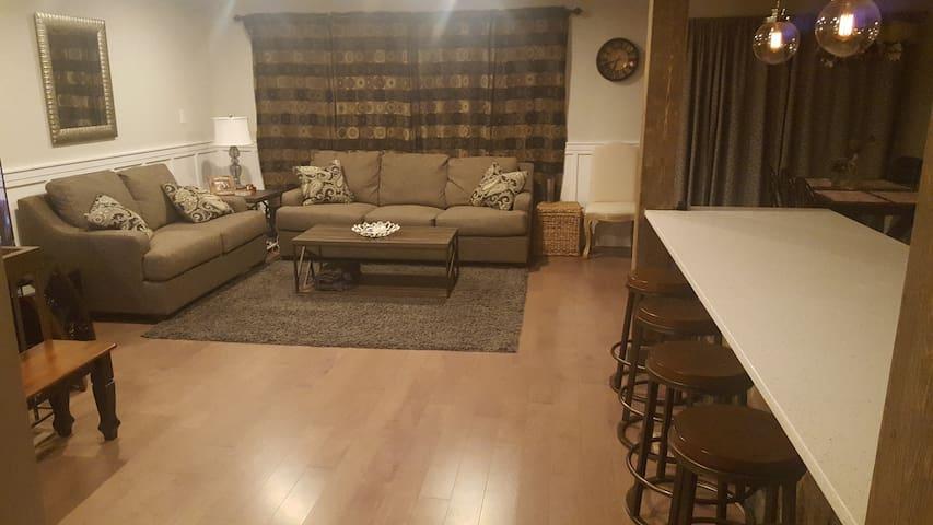 Spacious and Modern Minneapolis Home