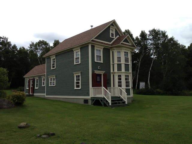 John Hancock Registered Heritage House