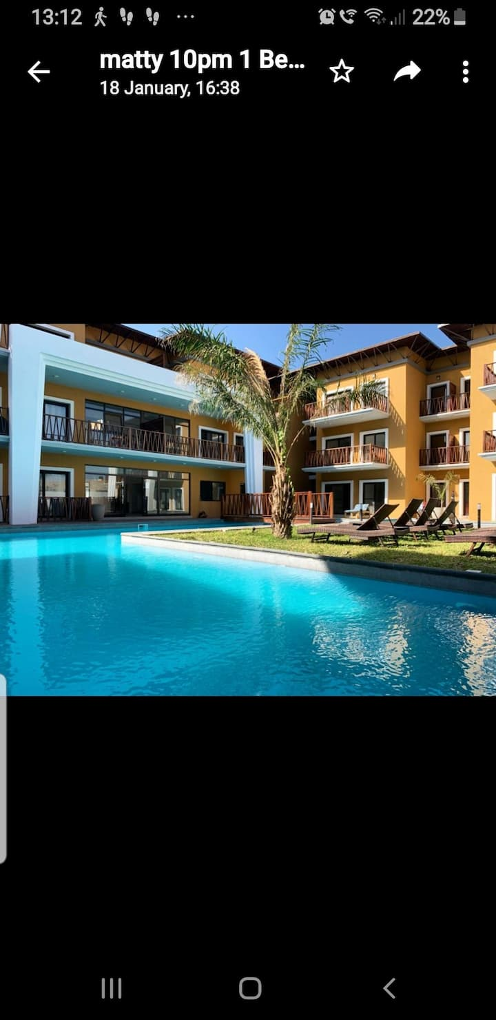 LUXURY HOME FROM HOME  APARTMENT IN SENEGAMBIA E2