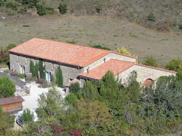 Les Gîtes du Torgan (35 à 45 personnes) - Massac - Rumah