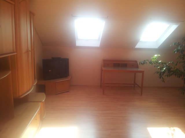 Ferien- / Monteur-/Zimmervermietung - Holzmaden - Apartment