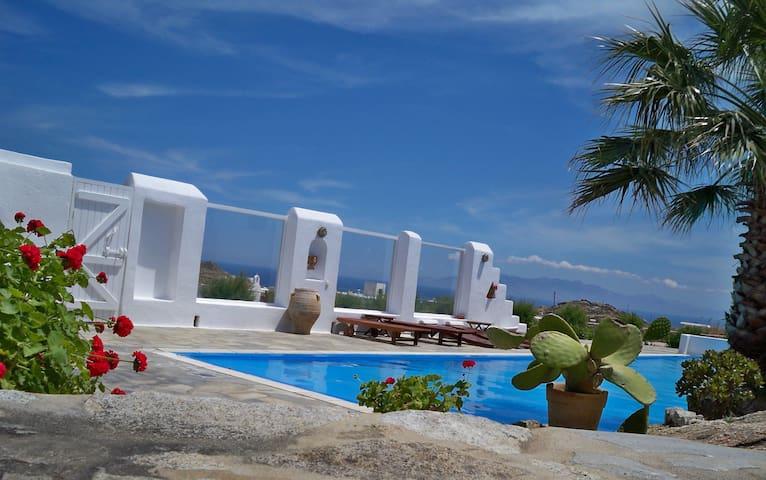 Mykonian View FullHouse - Mikonos - House