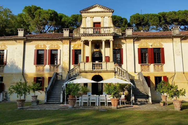 Historical Luxury Villa for Family Holiday - 1 - Este - Villa