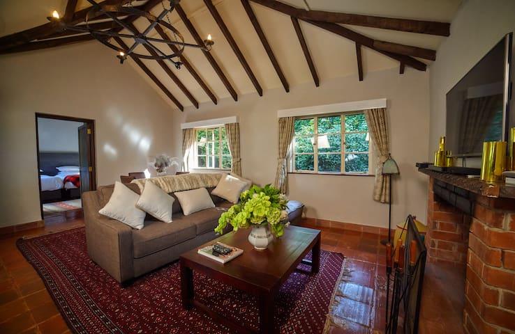Ingrid's cottage at Mwitu Road, Karen, Nairobi