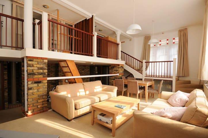 Double room with en suite - London