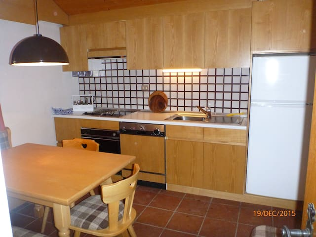 Mansarda - loft - app. in un piano - Selva di Val Gardena - Appartement