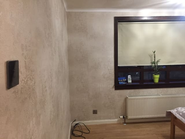 Two bedroom lovely flat