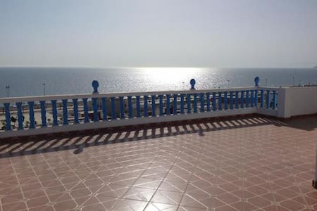 Oued Laou: Home to Home (Three Bedroom 2nd Floor)