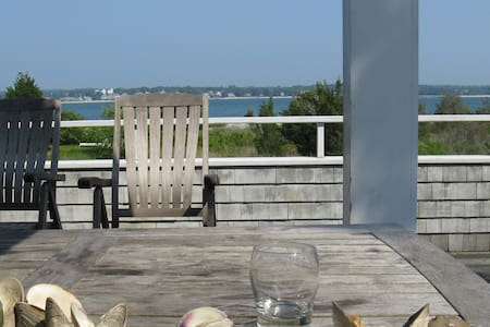 Newly Renovated with Private Beach on Cape Cod