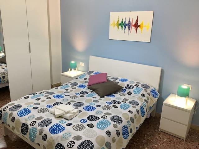 Vittoria Colonna - Blue Room