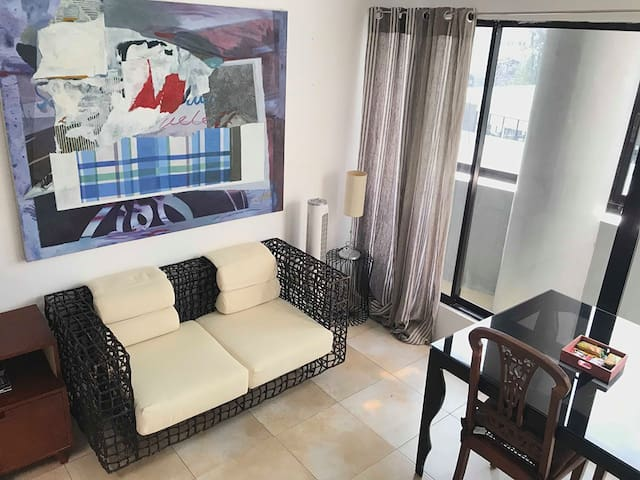 Fully Furnished Loft w/ balcony & wifi in Banilad