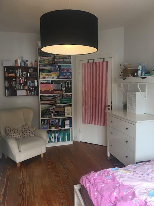 Schlafzimmer (Foto 2)