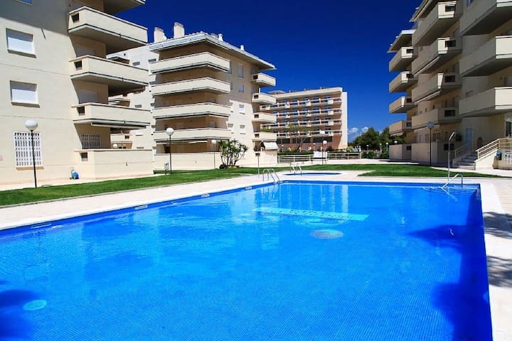 Lovely Apartment in a quiet area near the beach UHC AQUA 224