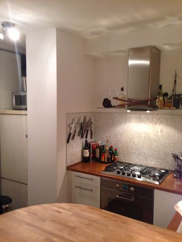 Bright, light, clean 2room app 42m2 - Amsterdam - Apartemen