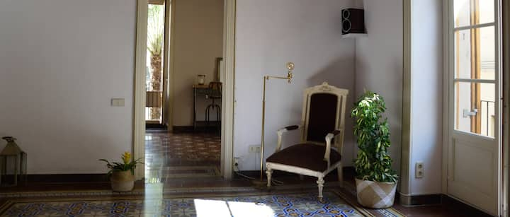 Charming apartment in center Vilanova y la Geltrú