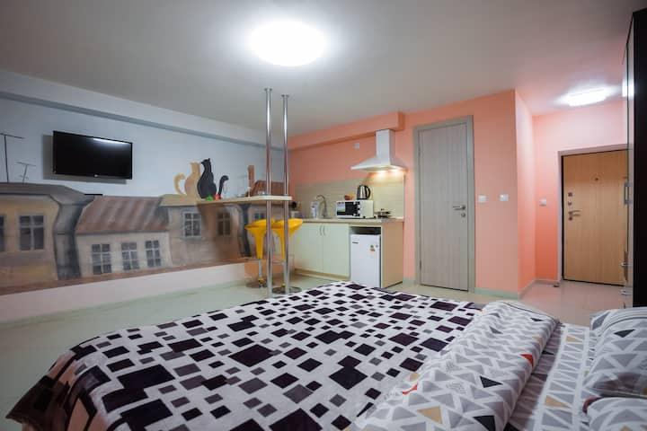 Десятая гавань - романтичные апартаменты