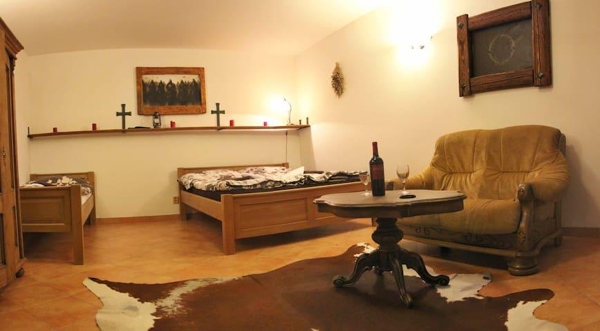 Apartment Alamar - Ranch Bystra