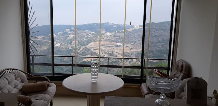 Byblos region..in middle between north and Beirut