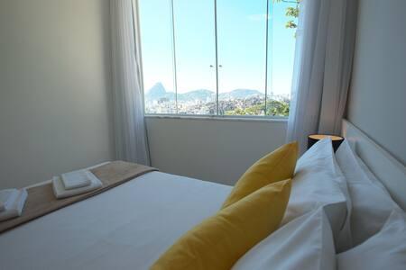 INCRÍVEL APARTAMENTO COM VISTA S301 - Rio de Janeiro - Apartment-Hotel