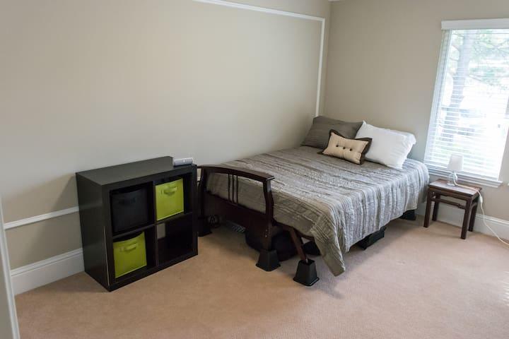 Spacious, Airy Private Bed & Bath - Walnut Creek - Apartamento