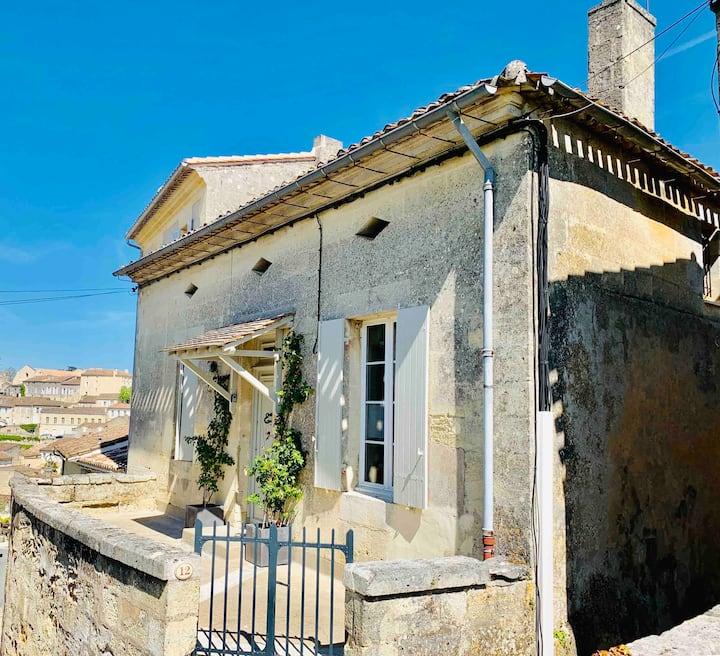 Maison de charme au coeur de Saint Emilion