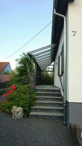 Chambre pour 2 dans  belle maison - Betschdorf - Talo