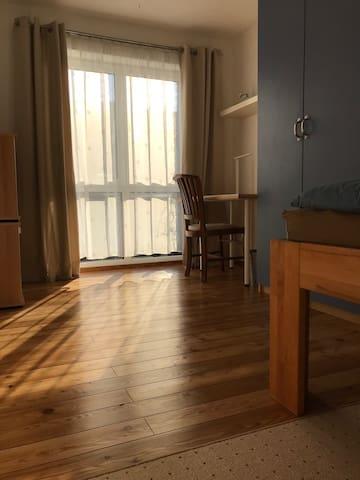 Gemütliches Gästezimmer in Ratingen Ost