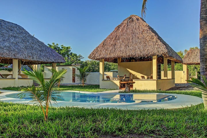 Beachfront Guatemala Villa w/ Pool-5 Mins to Town!