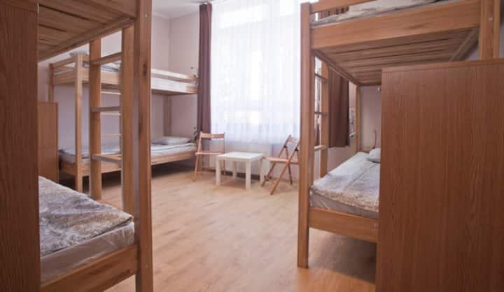 10-bed dorm