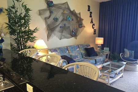 """Guests Say """"Nicest at Calypso!....We'll be Back!"""" - Wohnung"""
