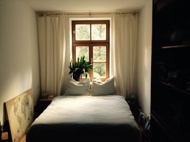 Central, Beautiful and quiet flat - Münih - Daire