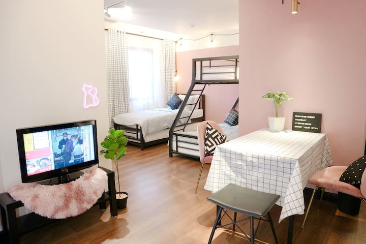 youre.at Myeong-dong - A BlackPink Studio/48sqm