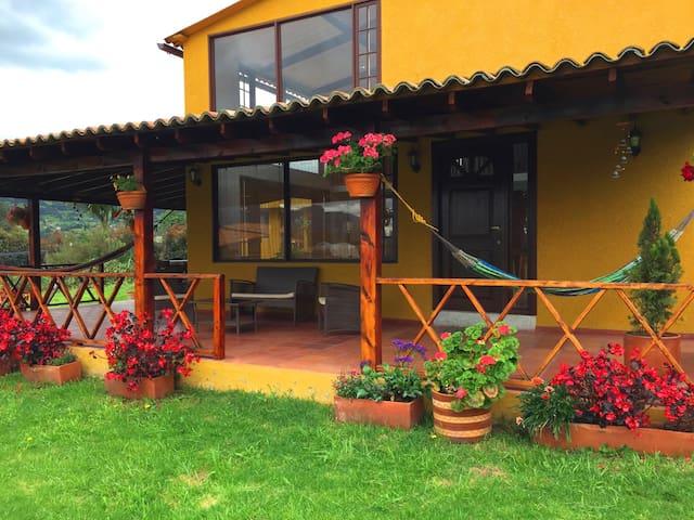 Casa Campreste Tabio, Cundinamarca - Tabio - Dom