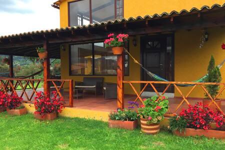 Casa Campreste Tabio, Cundinamarca - Tabio - Huis