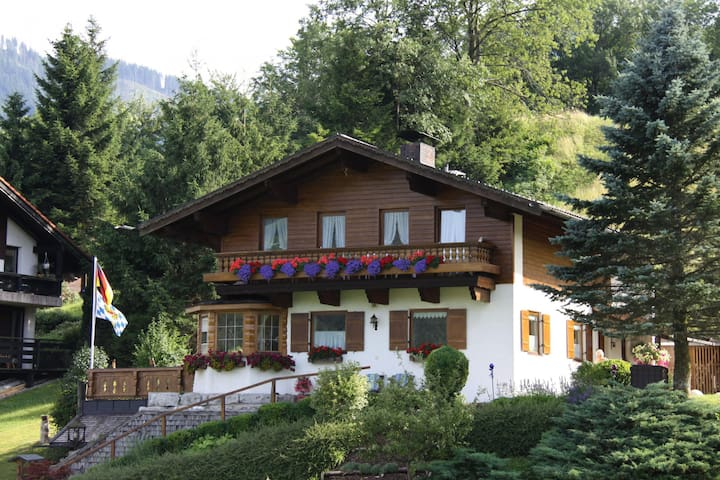 Ferienwohnung in Ruhpolding - Ruhpolding - Pension