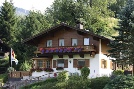 Ferienwohnung in Ruhpolding - Ruhpolding - Gästhus