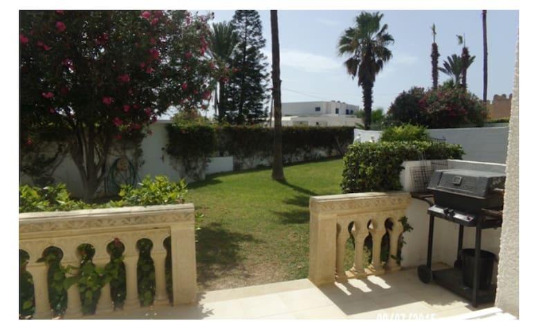 Maison à 20 mètres de la plage. - Al-Maamoura - Casa