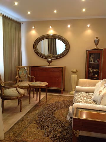 Quite and cute area....) - Moscovo - Apartamento