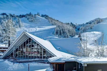 The Village Premium View, Prime Ski in Ski Out - Olympic Valley - Kondominium