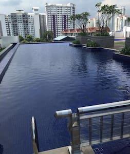 Friendly environment - Johor Bahru - Daire