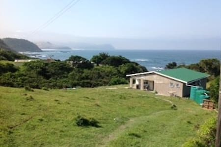 Transkei beachfront cottage