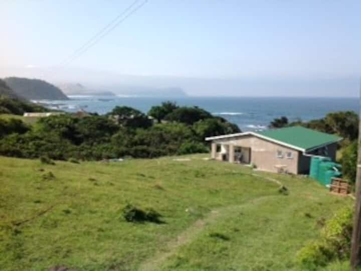 Transkei beachfront cottage