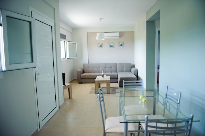 modern apartment in Kastrosykia