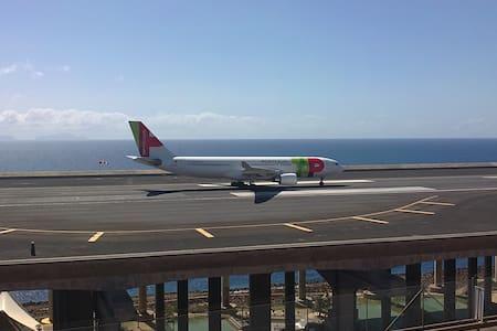 Vista Mar e Aeroporto - Santa Cruz - House