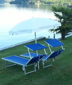 Pella.. Relax sul lago d'Orta 4 pax - Pella