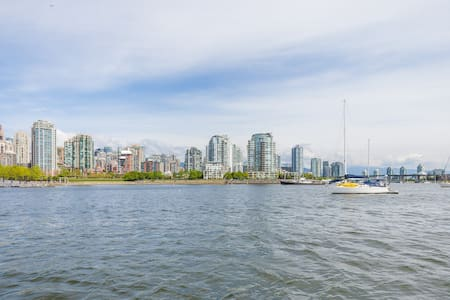 Panoramic Ocean View Wooden Boat - Vancouver - Boat